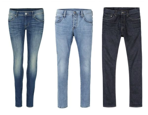 H&M Recycled Denim Clothing