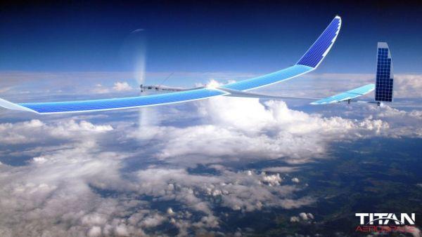 Facebook  Acquire Drone Maker Titan Aerospace