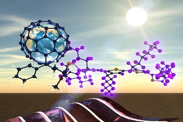 new organic 3d printed photovoltaic