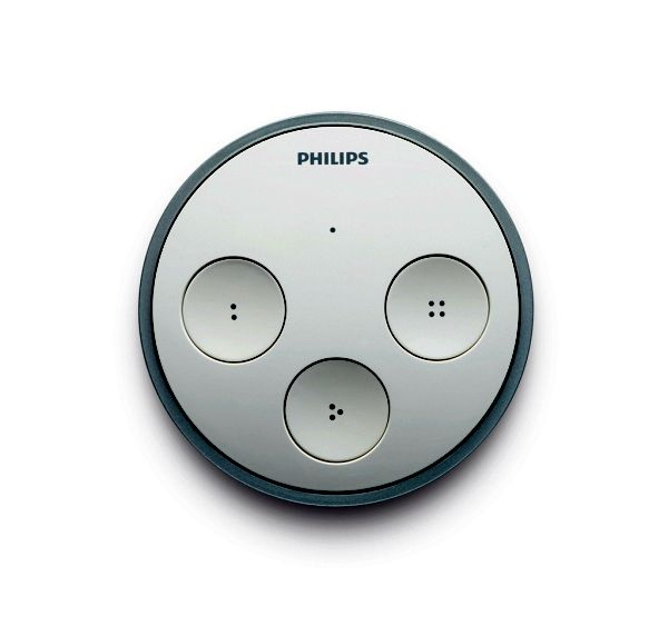 Philips hue tap uses kinetic energy to control your favorite hue light_2
