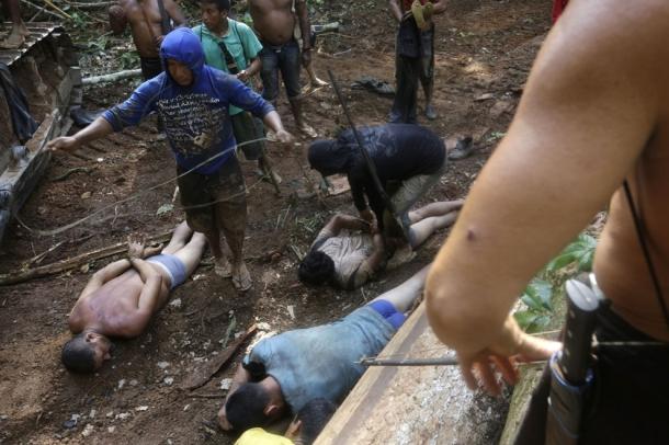 Amazon warriors 11