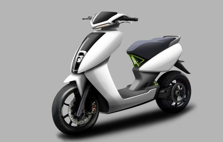 S340 electric scooter by Ather Energy-1