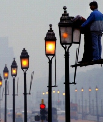 India's led streetlights