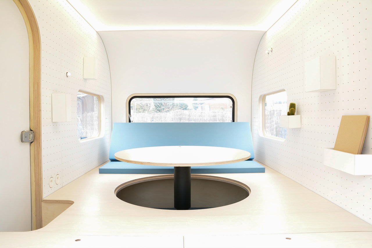 dojowheel mobile office by FIVE AM  3