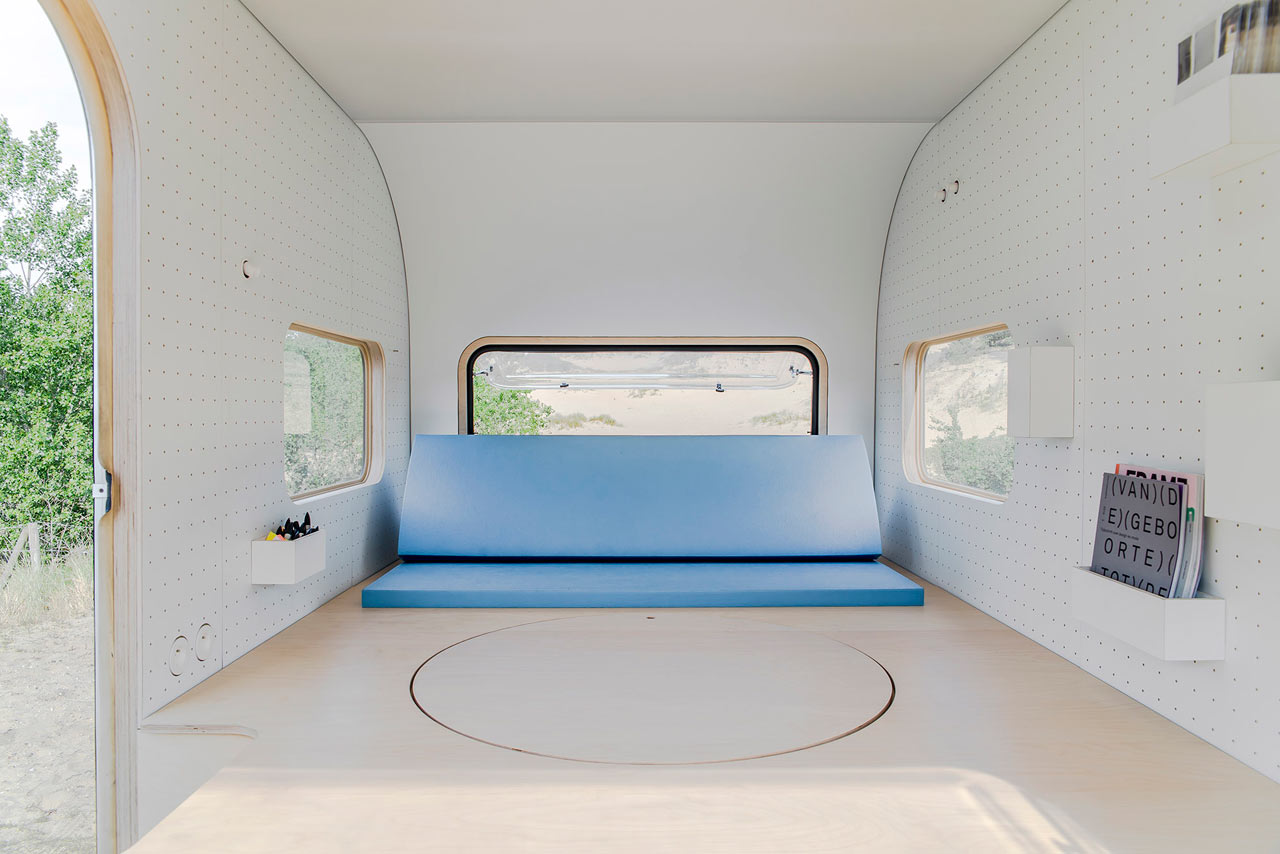 dojowheel mobile office by FIVE AM  6