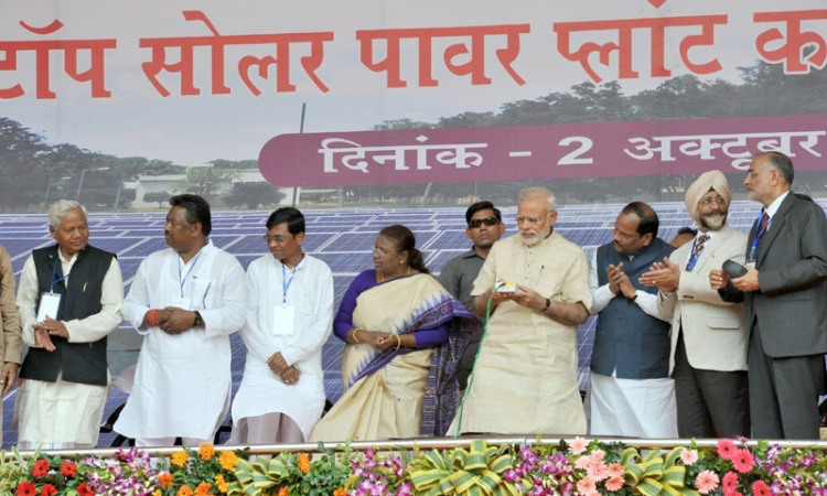 India's first solar powered court complex