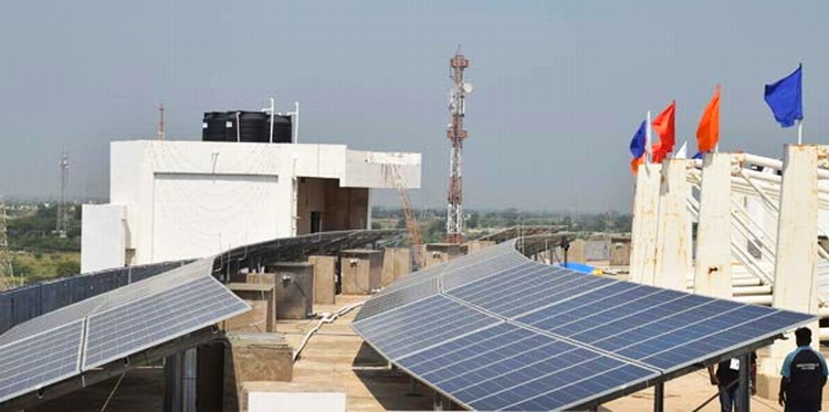 Solar-Panels-in-Khandheri-Stadium-Rajkot