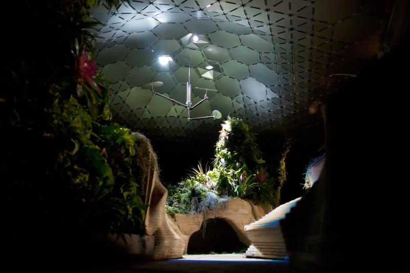 World's first underground park lowline 3