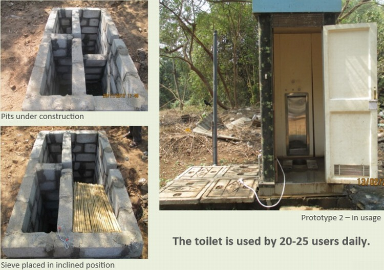 open defecation in india