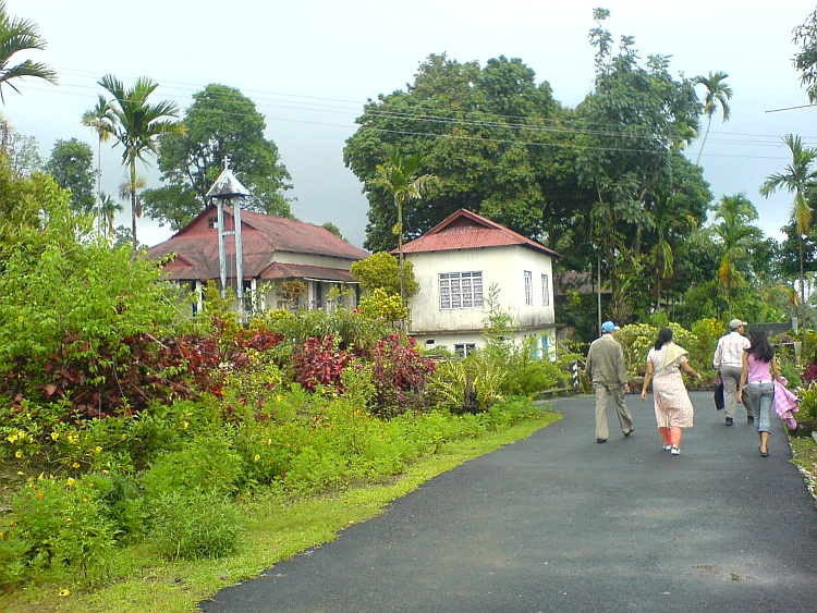 Cleanest village in Asia - Mawlynnong
