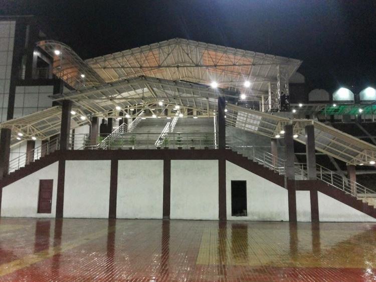 Katra railways station rooftop solar