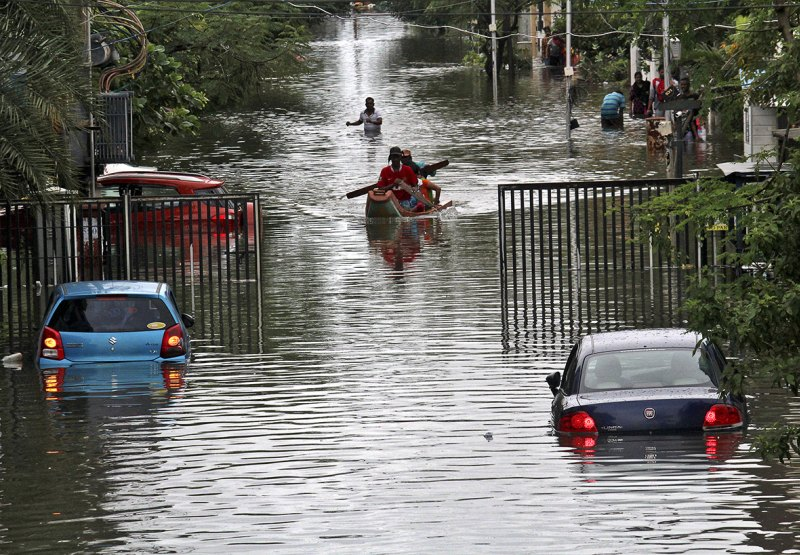 Chennai rains picture 21