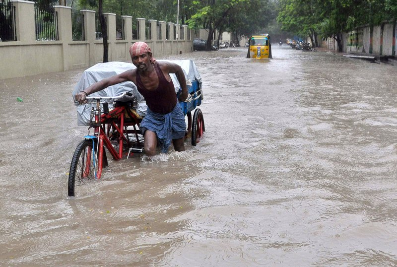 Chennai rains picture 26