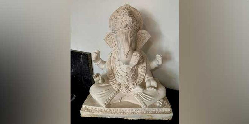 Ganesh Chaturthi: People are Opting for Eco-friendly Idols of Bappa in Order to Save Environment