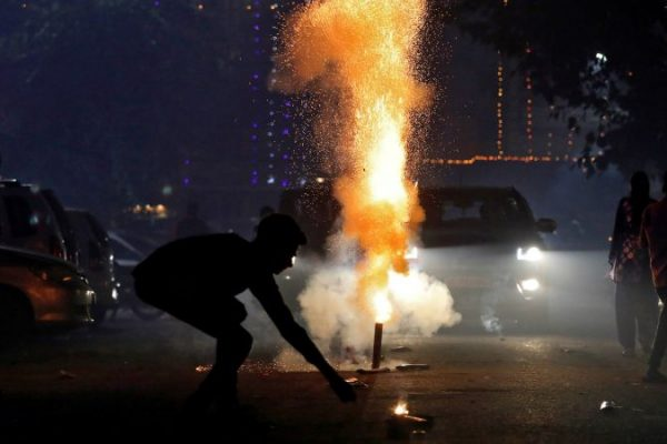 India Warns Agencies on Smuggling of Hazardous Chinese Firecrackers Ahead of Diwali