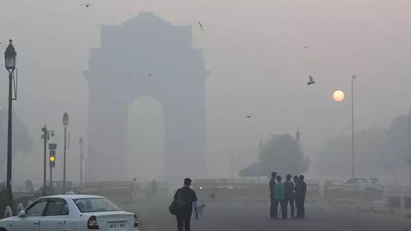 Stubble Burning in North India Caused Severe Air Pollution in Delhi