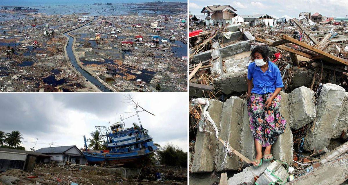2004 Indian Ocean Tsunami and Deaths Still Frightens Masses