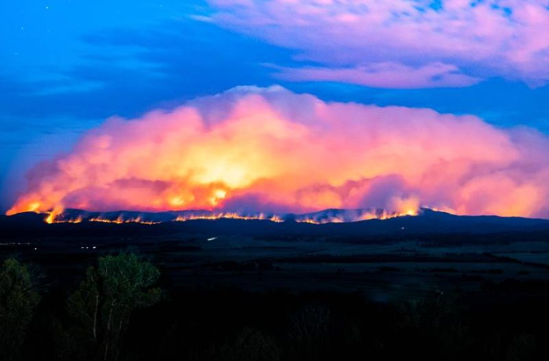 Catastrophic Bushfires in Australia Could Drastically Change the Country Forever