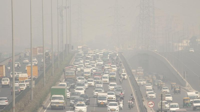 Air Pollution from Fossil Fuels Consumption Costs World $8 Million A Day, A Greenpeace Report