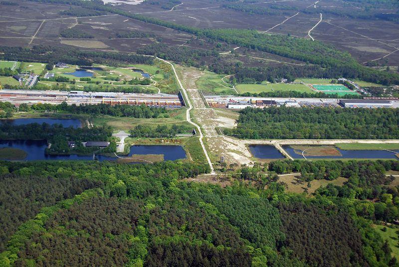 Natuurbrug Zanderij Crailoo wildlife crossing in Netherlands - Wildlife Corridors around the world