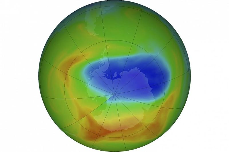 Ozone Layer is Healing Continually, Redirecting Wind Flow Across Globe