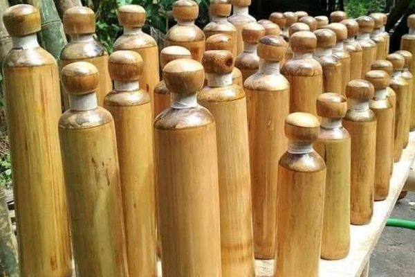 Eliminating plastic Water Bottles, Sikkim Introduces Bamboo Bottles for Tourists