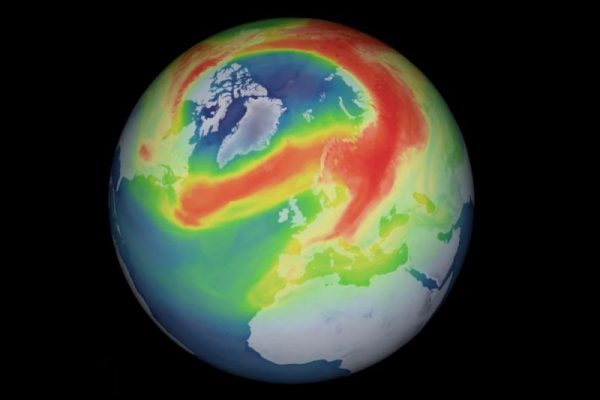 Depletion and Recovery of Ozone Layer Throughout the Time