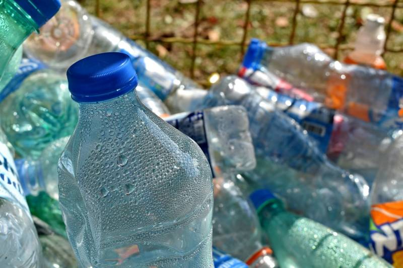 Researchers developed a bacterial enzyme to recycle plastic bottles in hours