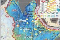 Giant Tectonic Plate Under Indian Ocean Is Splitting in Two