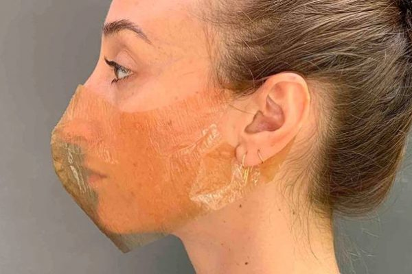 Sum Studio Creates Xylinum Cellulose Mask Out of Bio-Based Materials