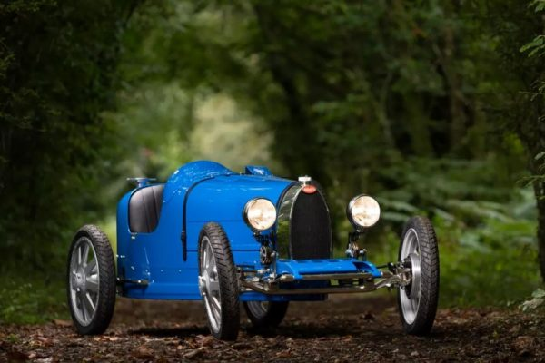 Bugatti Revives Its 89-Year-Old Classic EV Model Baby