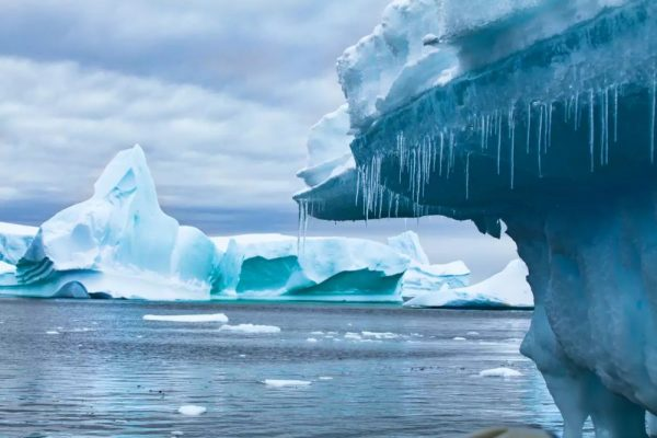 Ice Loss Across Earth has Escalated Drastically Amid Global Warming