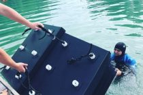 Ocean Habitats' Mini Reef Technology to Increase Vitality of Marine Life