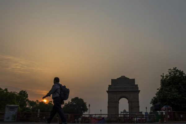 Air Quality in Delhi Plunges as Stubble Burning Season Begins
