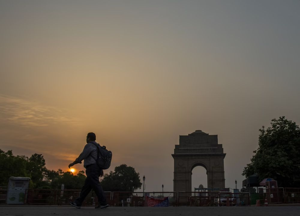 Delhi Records Second Highest Mean Temperature in February in Decades