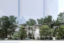 """""""The Oasys"""" Breathing Palm System to Combat Warming Abu Dhabi Climate"""