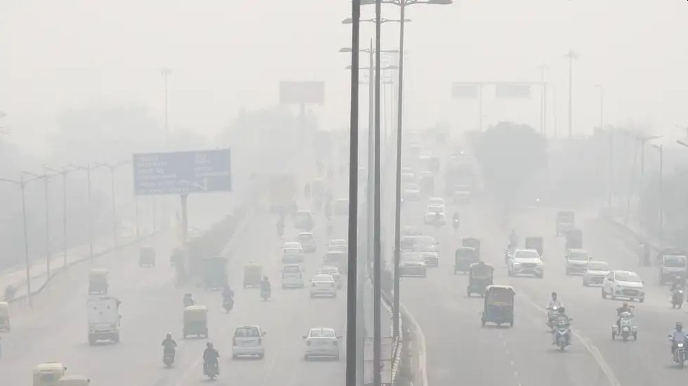 Air Pollution in Northern India Exacerbates Owing to Festivities and Stubble Burning