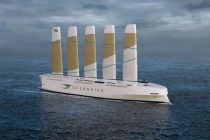 World's Largest Wind-Powered Vessel Oceanbird Could Reduce Emissions to 90 Percent