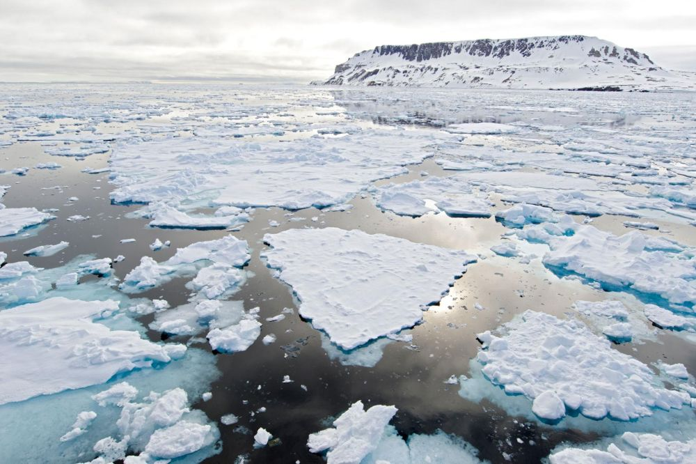 Changing Climate is Drastically Transforming Arctic in Warmer Region