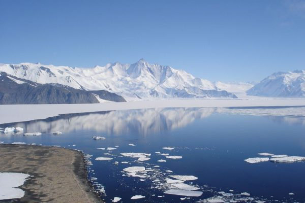 Earth's Ice Imbalance, Prodigious Ice Loss of 28 Trillion Tons in 23 Years