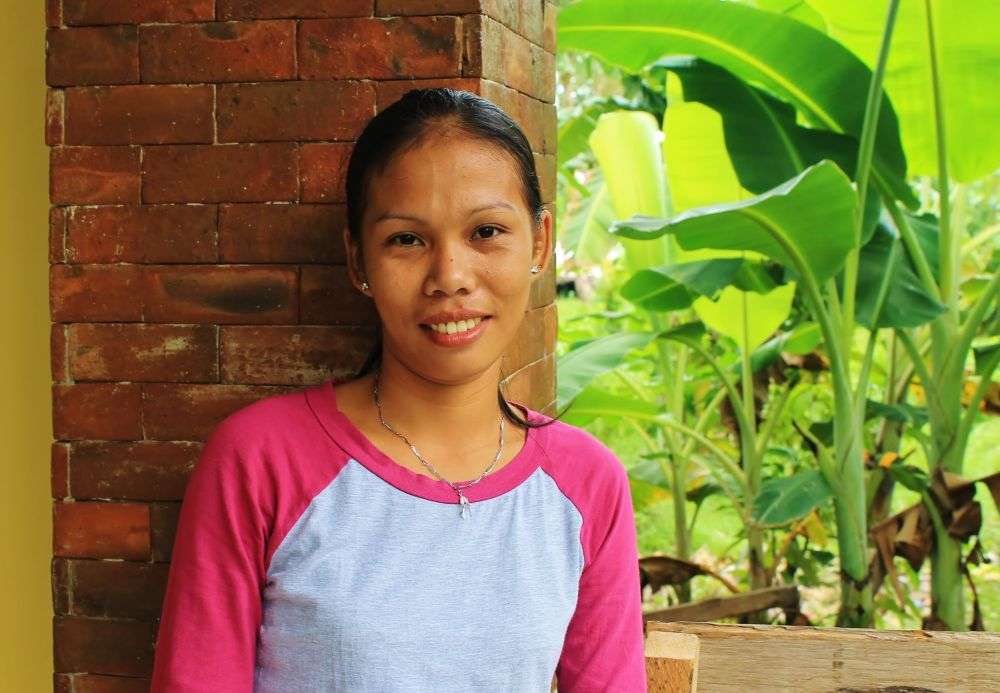 Women against climate change - Rizalyn Biong