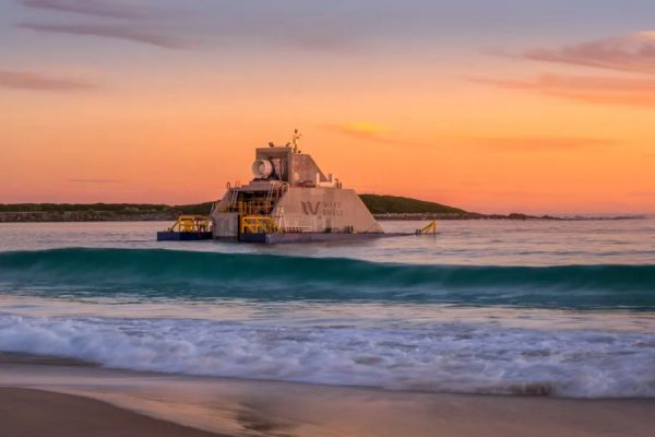 Remote Tasmanian Island to be Power-Driven by Wave Energy