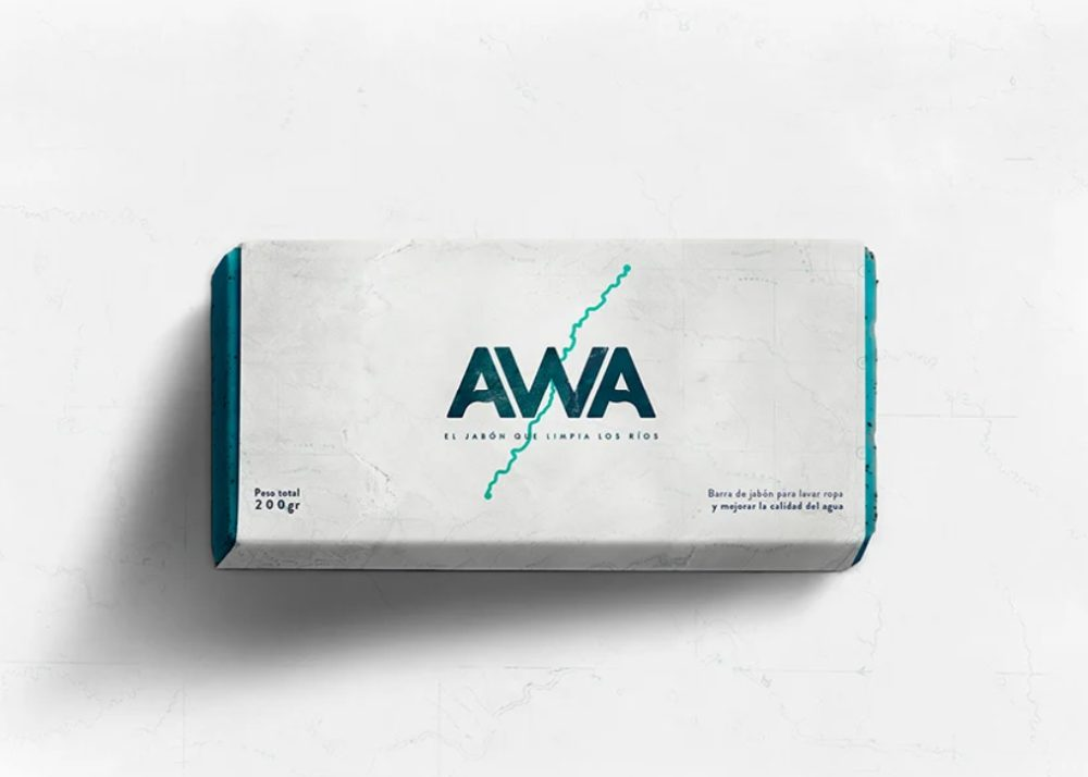AWA Initiative introduces 'Magic Soap' that Cleans River Water