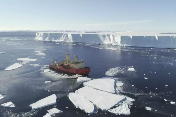 Doomsday Glacier of Antarctica is Melting Faster than Thought