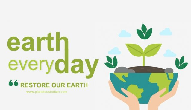 Earth Day 2021 Urges Humankind to 'Restore Our Earth'