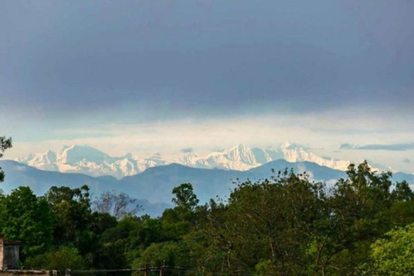 Himalayas Visible from UP's Saharanpur for Second Year in Row