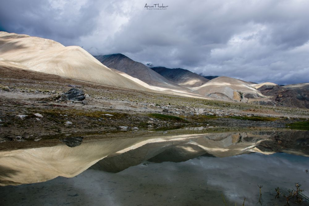 Beauty of India's Ladakh Region in Pictures