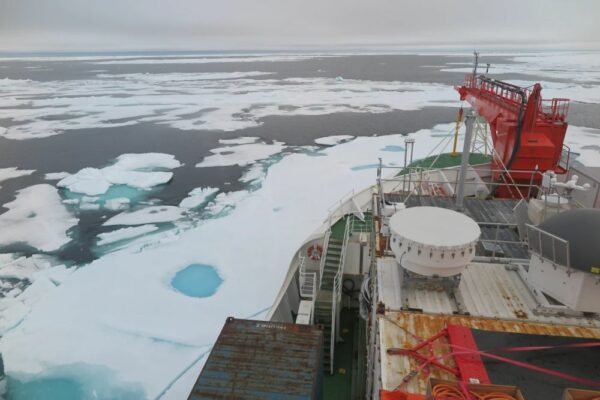 """""""Last Ice Area"""" of Arctic is Severely Threatened by Climate Change"""