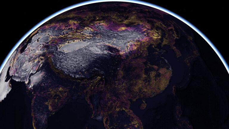 esri new map 2020
