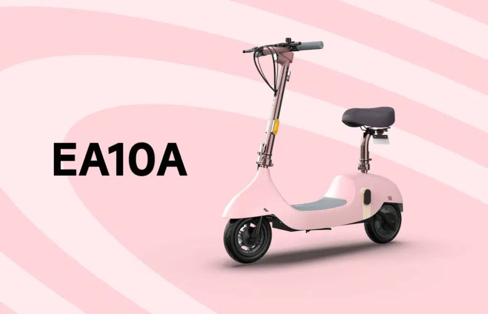 OKAI About to Launch a New Electric Scooter Known as The EA10A.